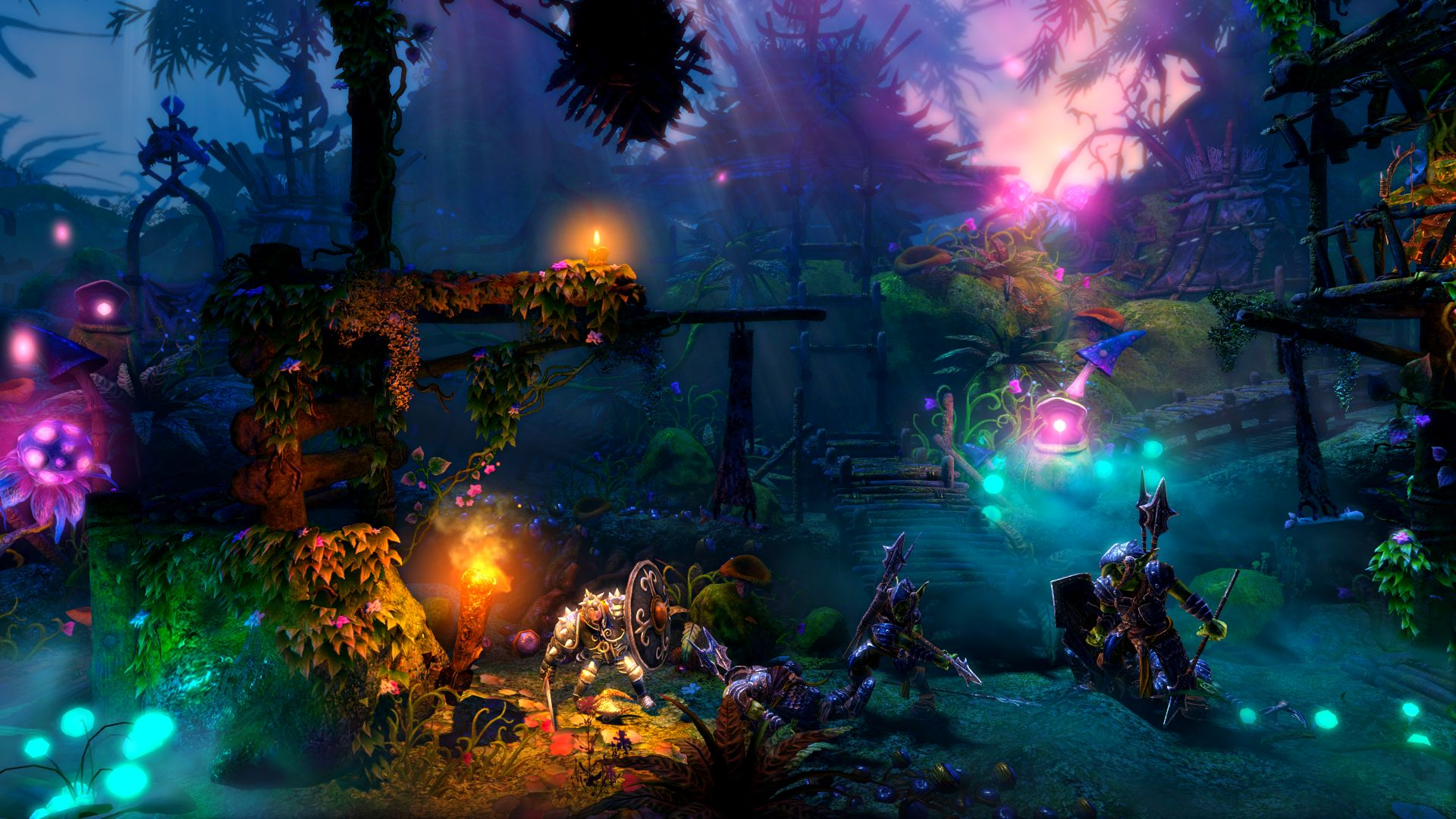 Trine 2 complete story in game