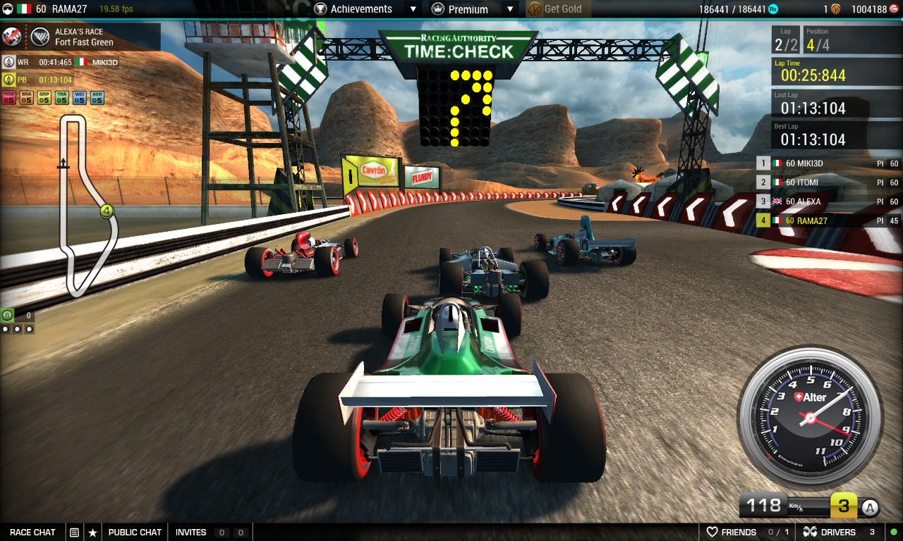 Victory, il racing game italiano approda su Steam