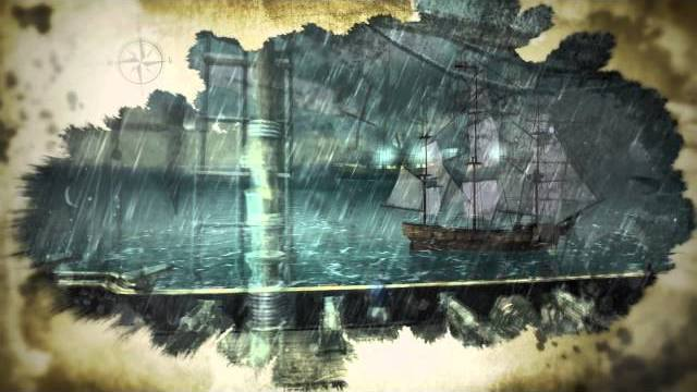 ac pirates trailer lancio