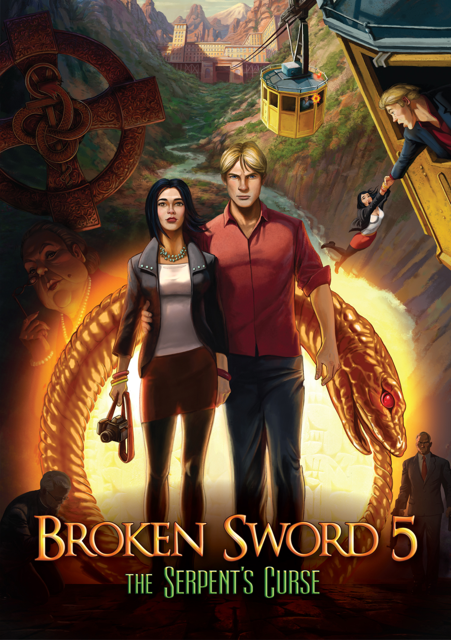 broken sword the sermpents curse