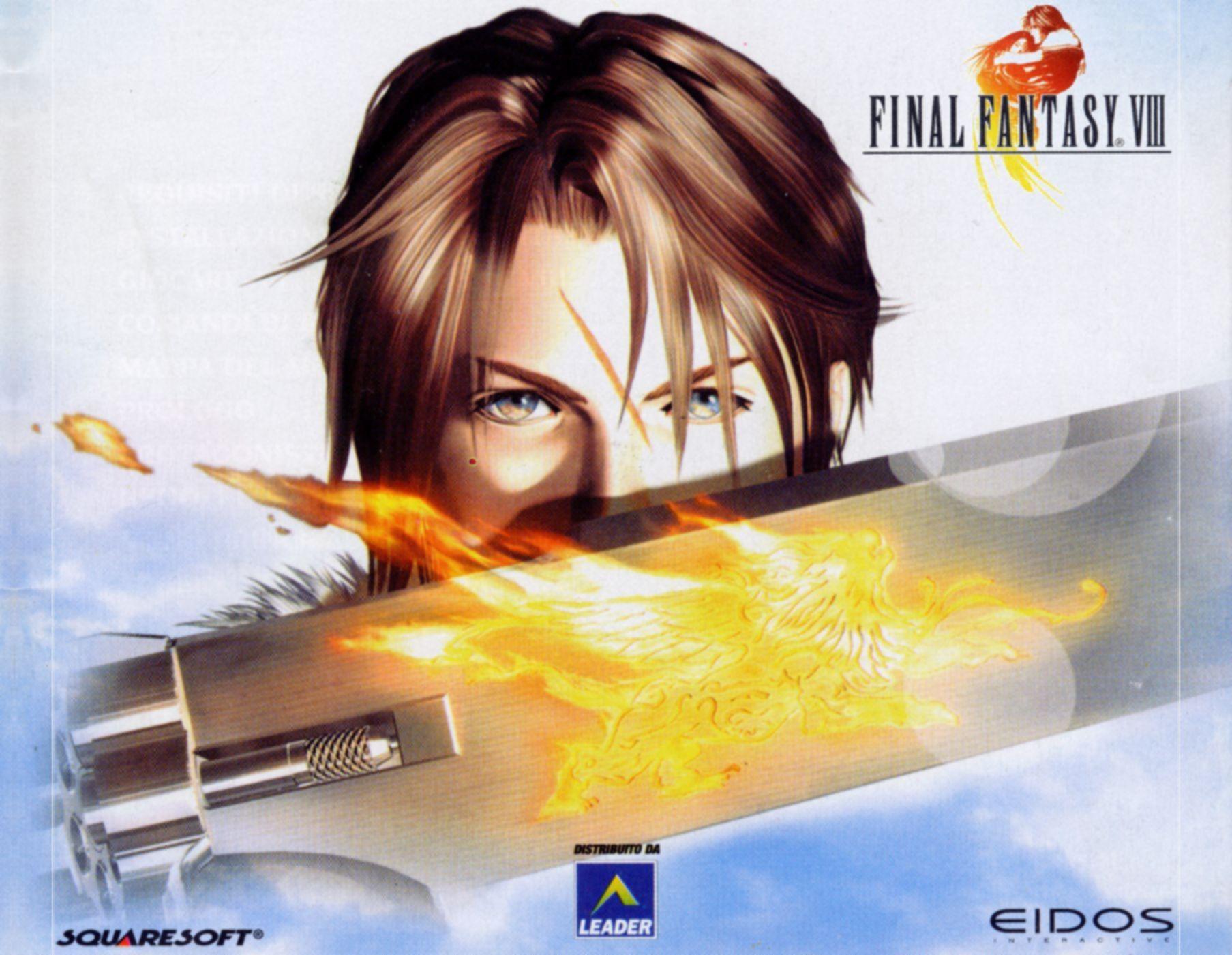 Final Fantasy VII e VIII