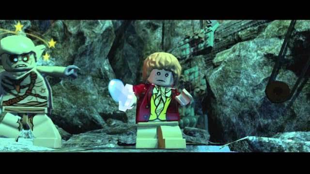 lego lo hobbit primo trailer ufficiale