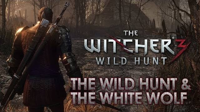 the witcher 3 wild hun trailer gameplay