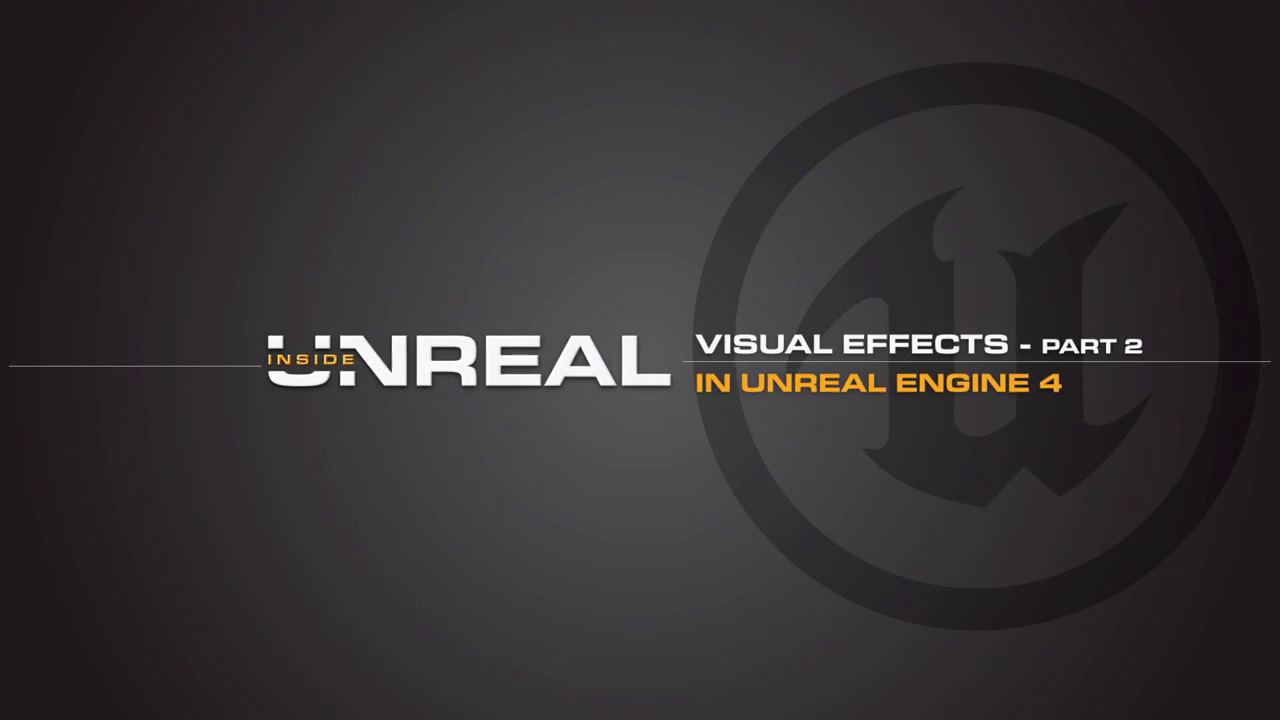 unreal 4 engine effect
