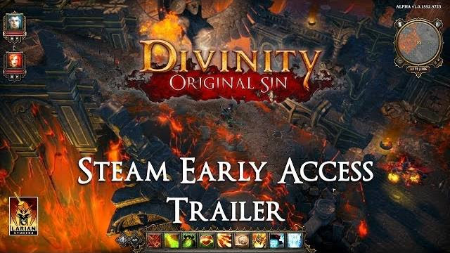 Divinity original sin 1701 steam early access trailer