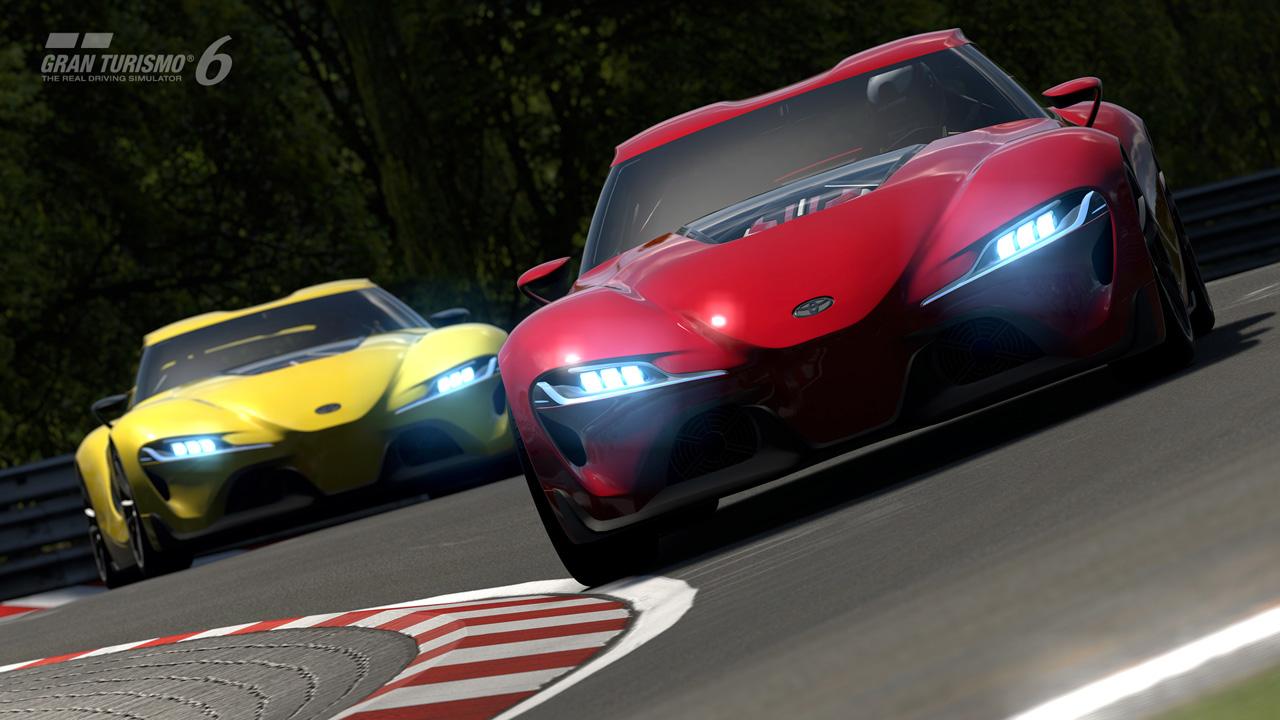 Grand Turismo 6 1310n