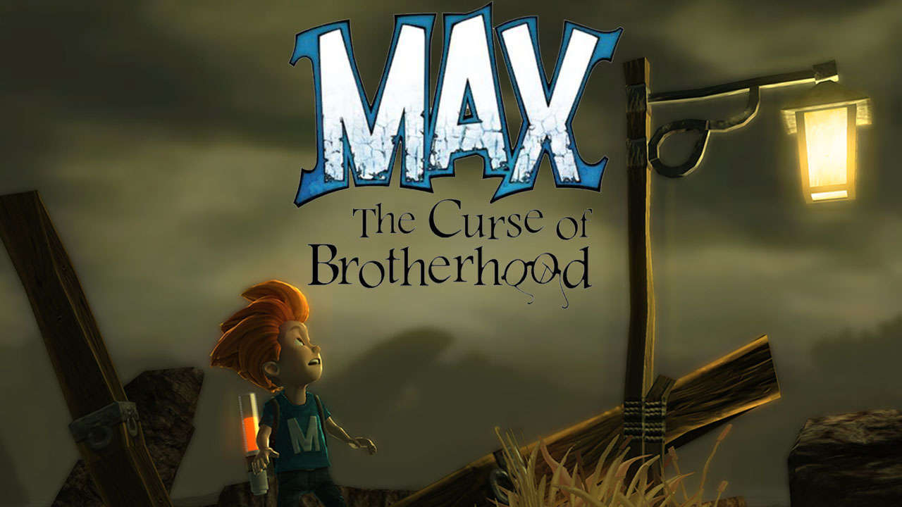 Max The Curse of Brotherhood 2201