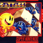 PACK ATTACK 1993 snes