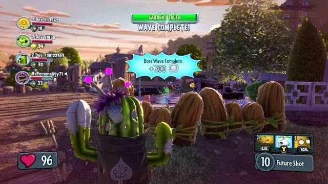 Plants Vs. Zombies Garden Warfare 1601