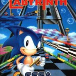 Sonic Labyrint game gear 1995