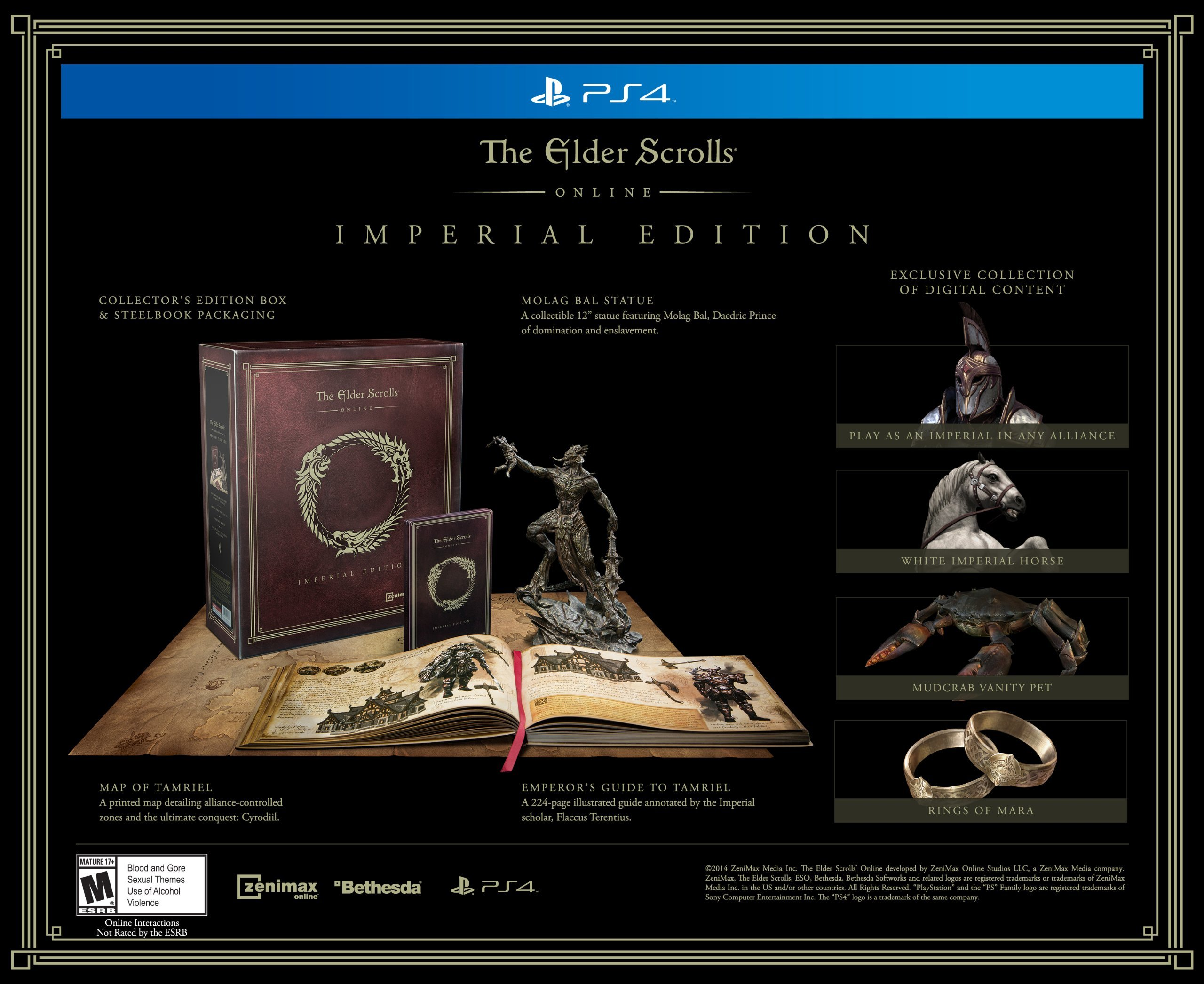 The Elder Scrolls Online-imperial-edition
