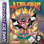 aero the acrobat 1 e 2 1997 e 98 game boy advance