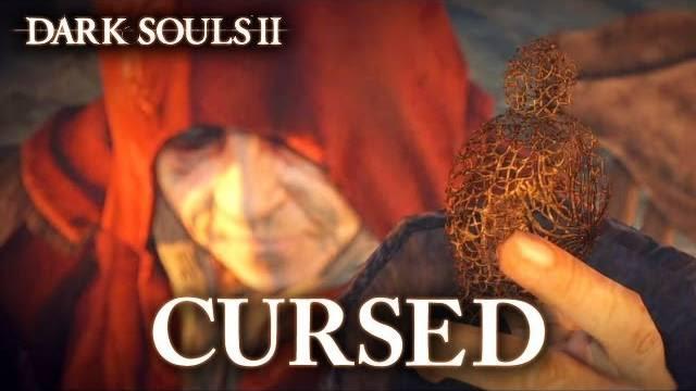 dark souls II Cursed
