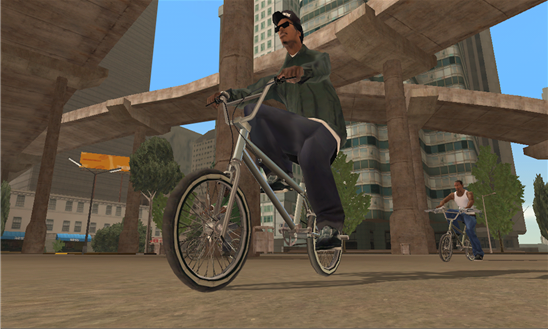 gta san andreas windows phone