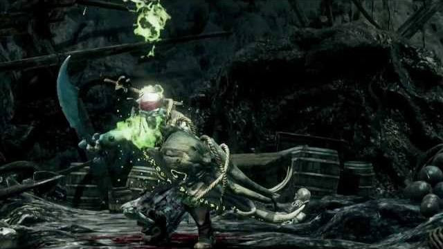 killer instinct spinal trailer 3101