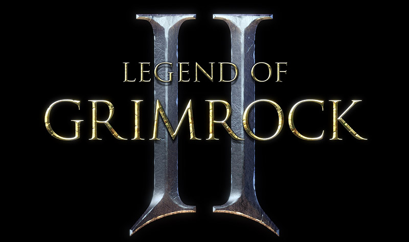 legend of Grimrock logo