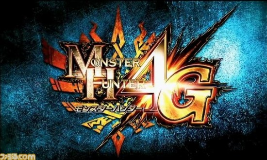 monster hunter 4g header great