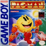 pac-man copertina
