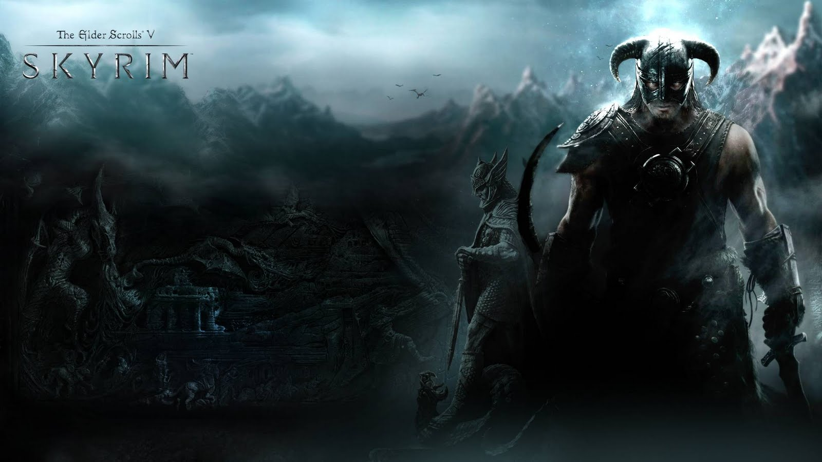 skyrim wallpaper 2701