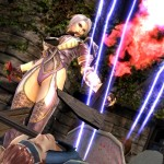 soul calibur lost swords Ivy b