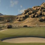 the golf club 17