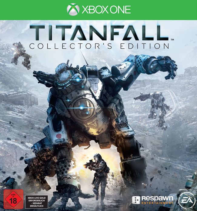 titanfall-collecetor's edition copertina