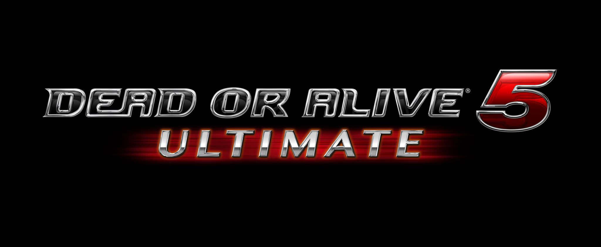 DOA5_Ultimate_Logo