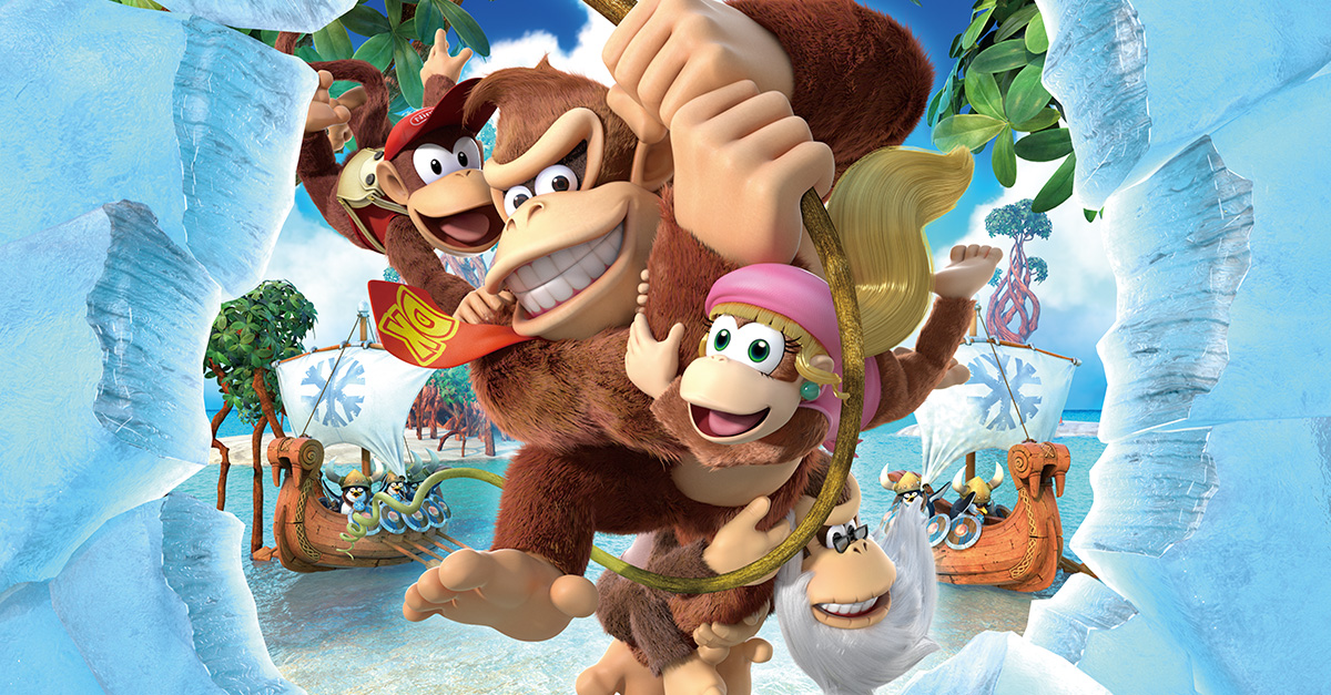 Donkey Kong CountryTropical Freeze