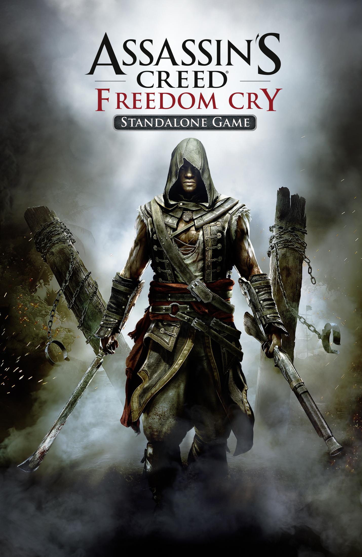 Freedom Cry Standalone Keyart