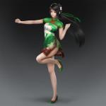Guan Yinping - Mandarin Gown