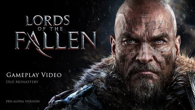 LORDS OF THE FALLEN trailer 1202