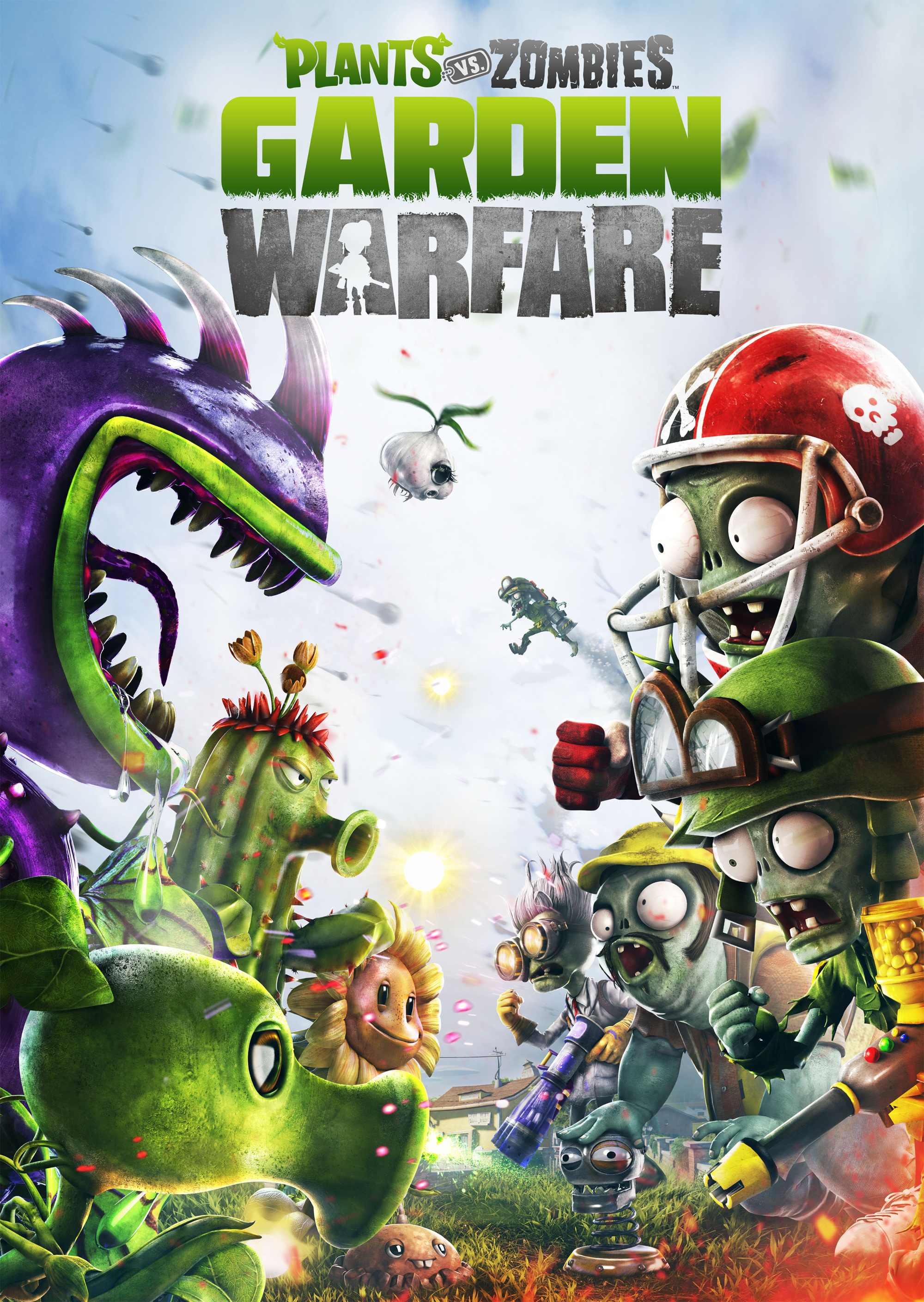 Plants vs Zombies Garden Warfare 2002