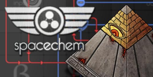 SpaceChem è uno dei sei giochi del Reboot 1.0 la nuova raccolta Bundle Stars