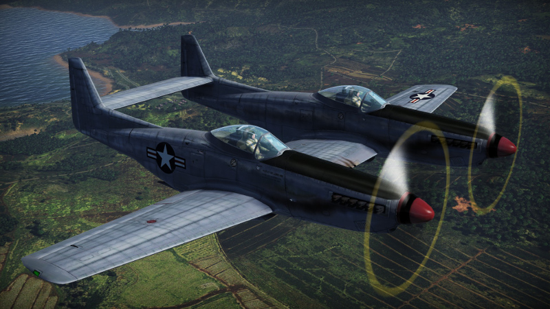 Twin_Mustang war thunder