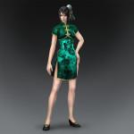Xing Cai - Mandarin Gown