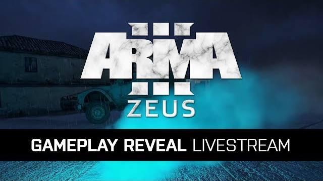arma III Zeus live stream 1602