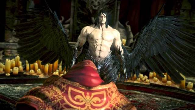 castlevania lords of shadows 2 trailer di lancio