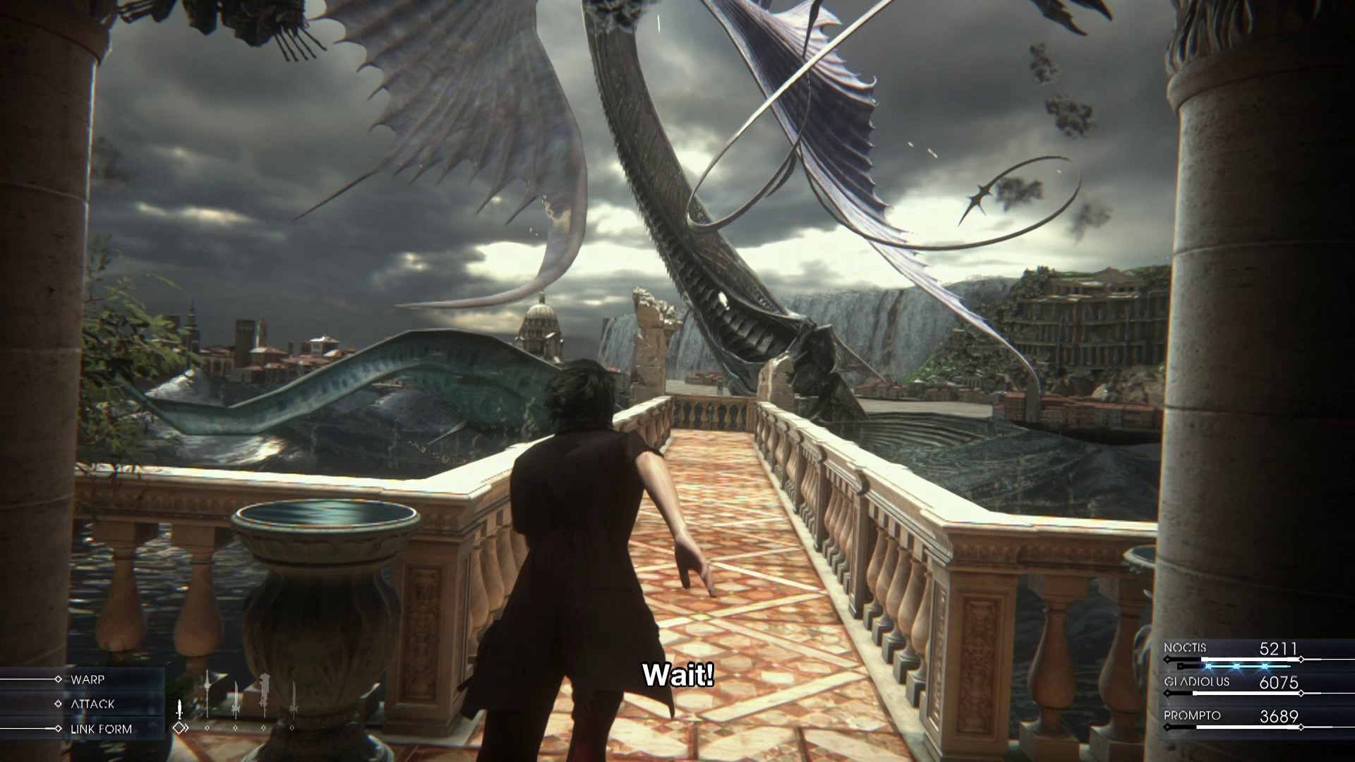 final fantasy XV 1302
