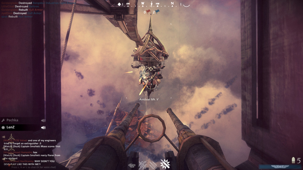 guns of icarus online 1702