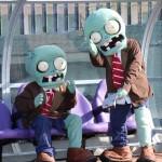 presentazione plants vs zombie al franchi 1402a