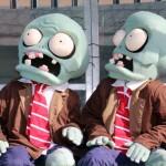 presentazione plants vs zombie al franchi 1402c