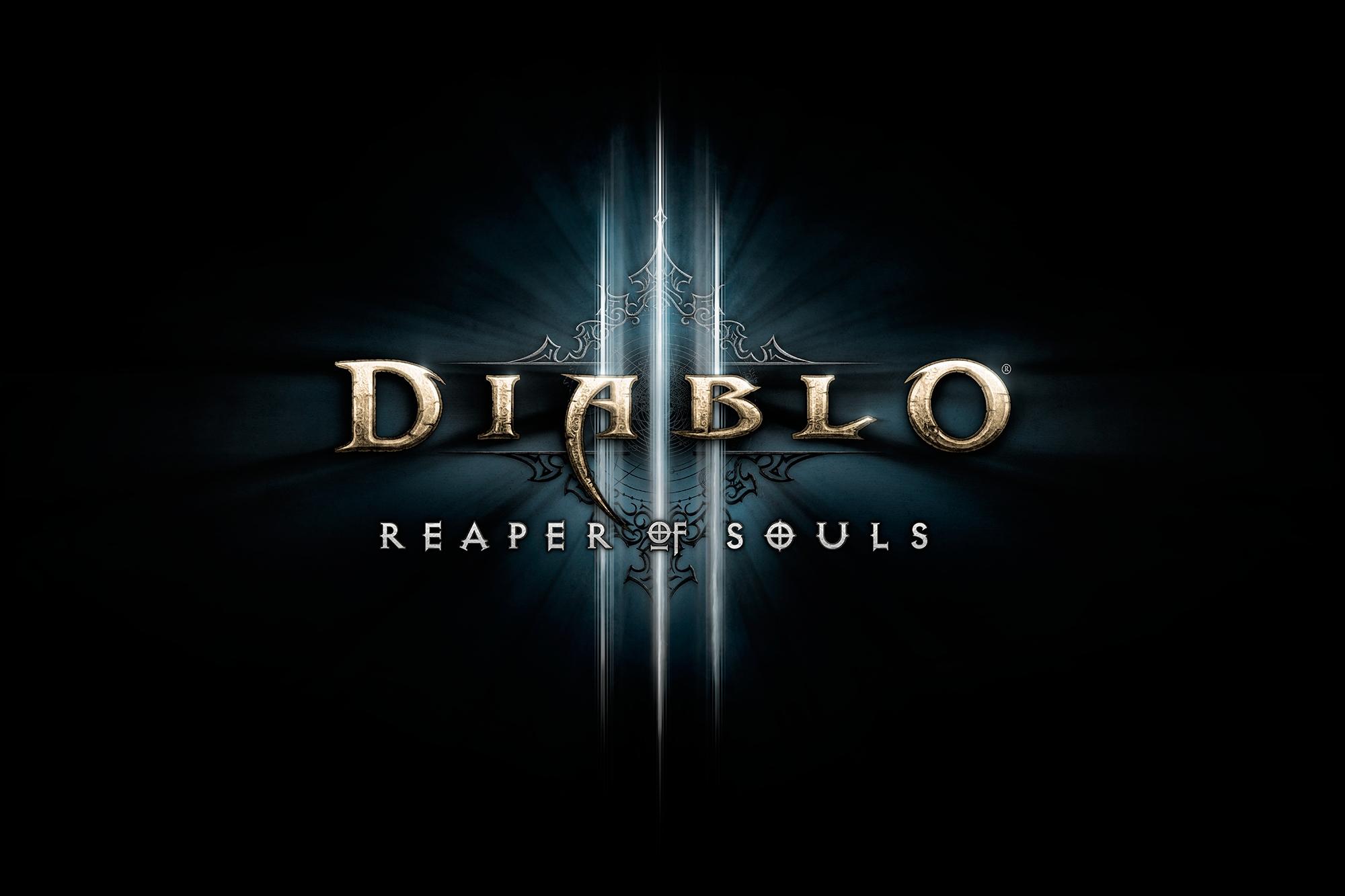 Diablo III Reaper of Souls Logo