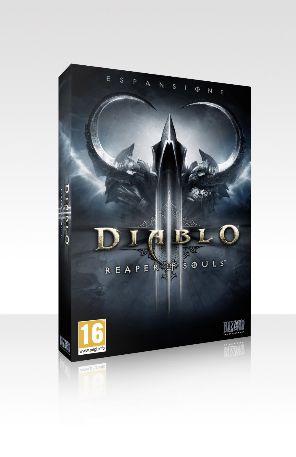 Diablo III Reaper of Souls Pack