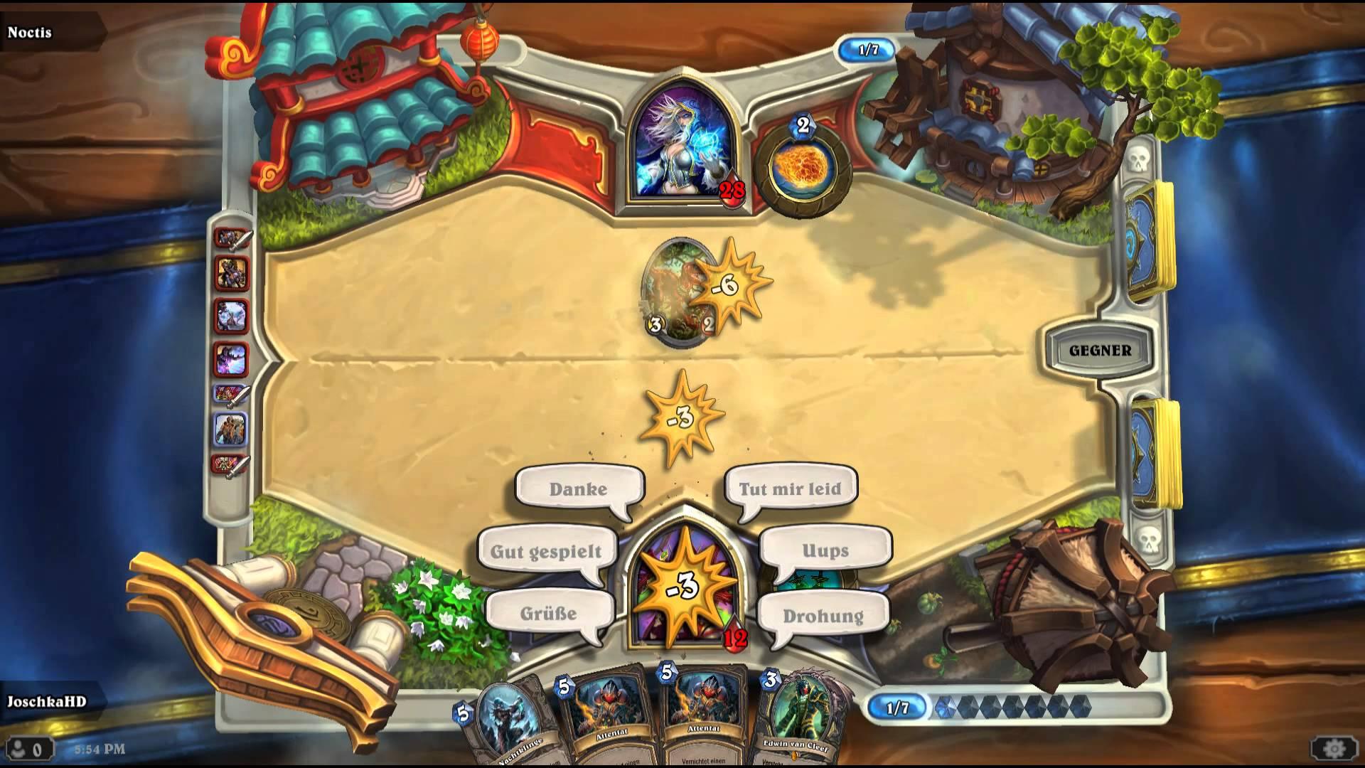 Hearthstone Heroes of Warcraft 4