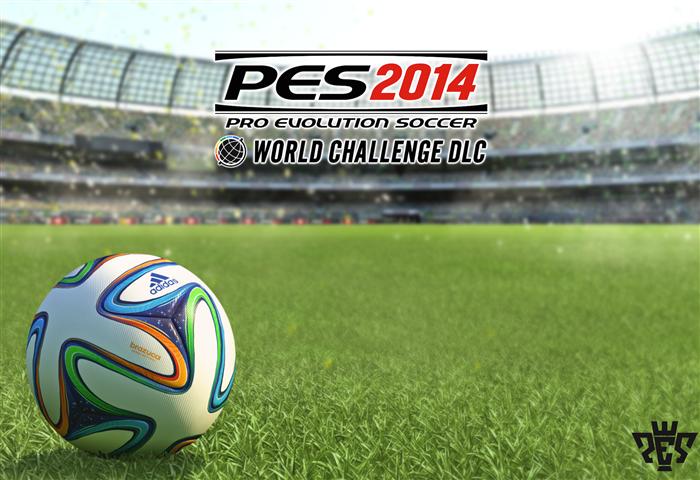 PES 2014 World Challenge DLC logo