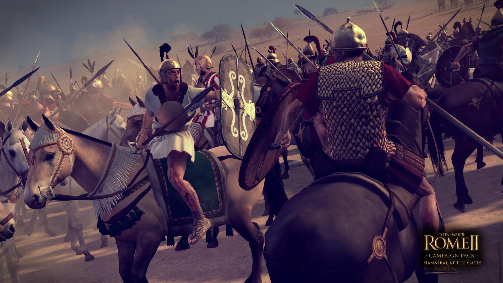 Total War ROme II Annibale alle porte