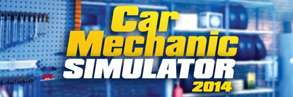 carmechanic simulator 2014