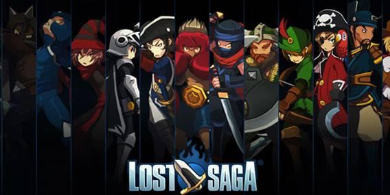 lost saga 2803