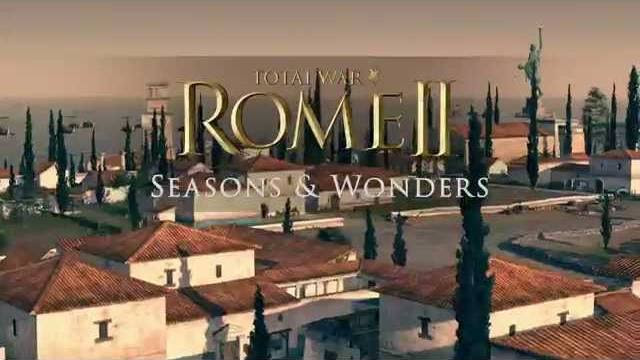 rome II seasons e wonders