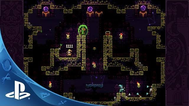 towerfall Ascension trailer lancio